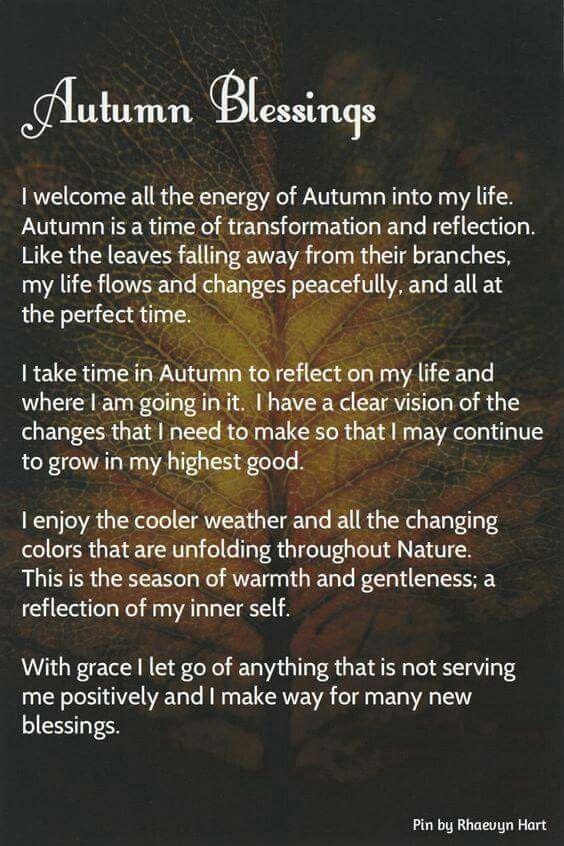 Fall Equinox                                                                                                                                                                                 More