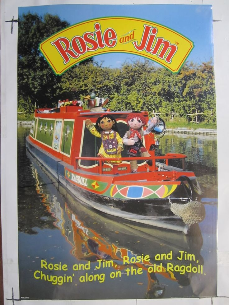 Rosie and Jim - my boys grew up on this.