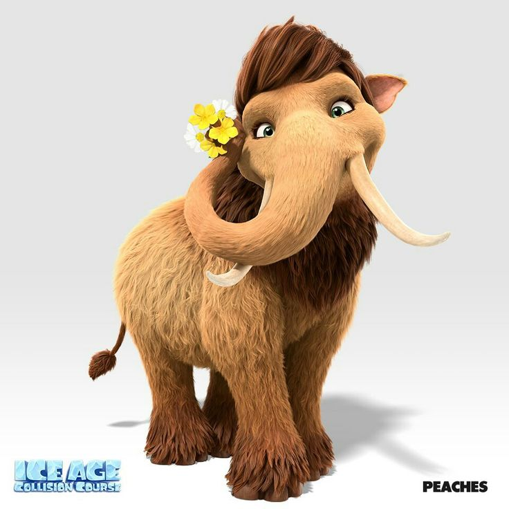 12 best Meet the New Characters images on Pinterest  Ice age