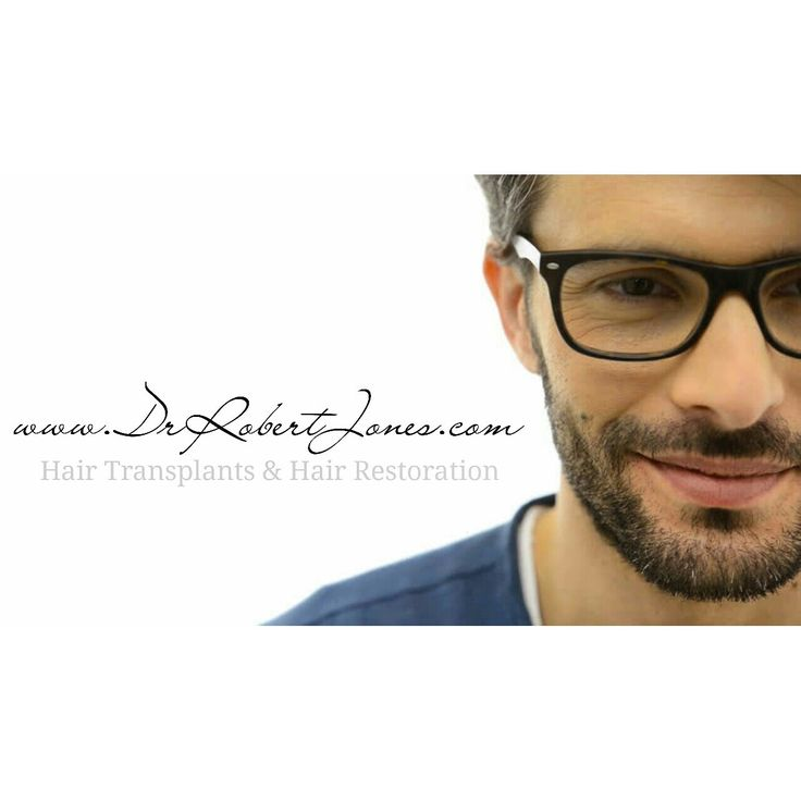 Get all the information you need to make a confident decision on your hair restoration options at www.DrRobertJones.com