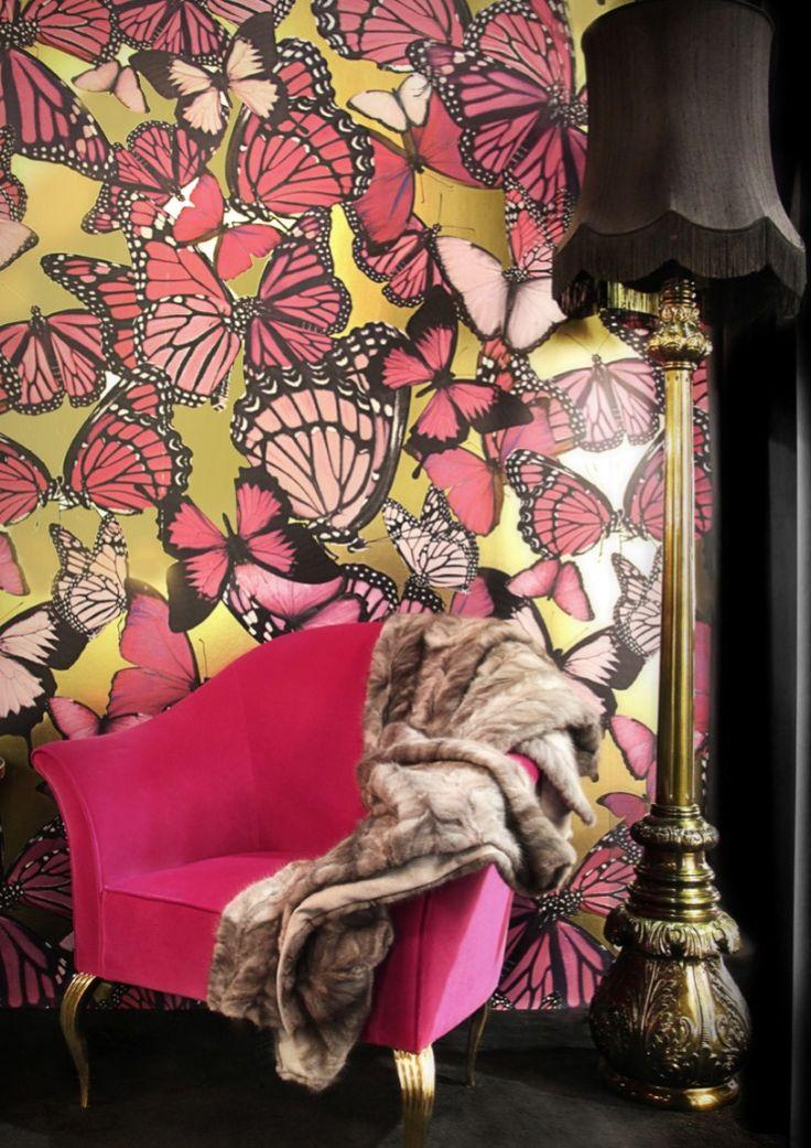 #Trend #Forecast Autumn | Winter 2016 : #Ruby #design #Jewel #Velvet