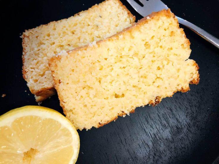 Zitronenkuchen – überzeugendes Low Carb Rezept. So köstlich!