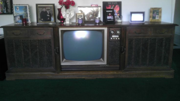 1960's Curtis Mathes Consol Entertainment Center - The Official Vintage Curtis Mathes site by Glenn Waters