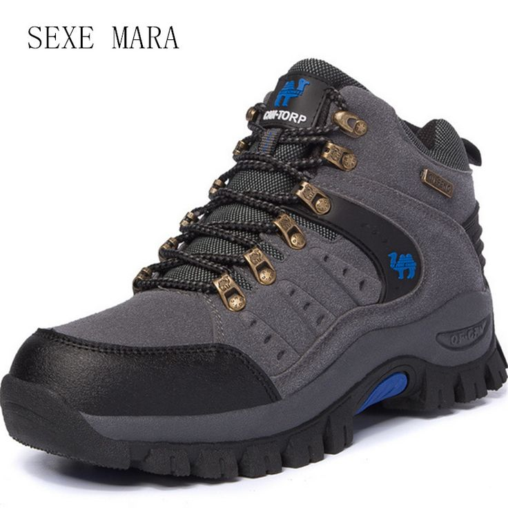 Outdoor Sneakers men shoes Couples Size 36-44 2017 Sports shoes men arena shoes non-slip Off-road Walking Trainers waterproof