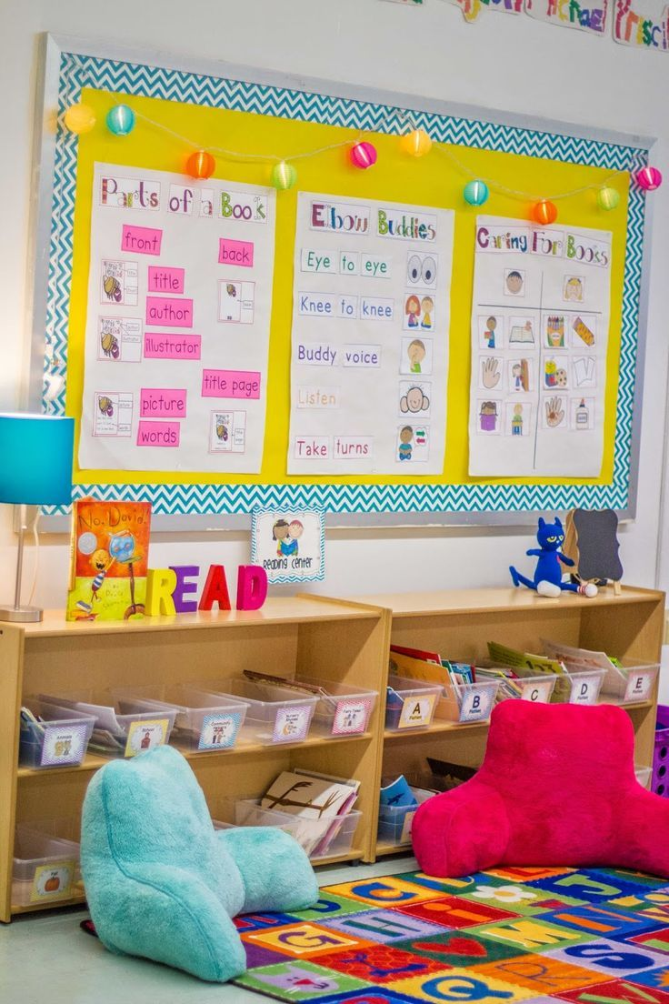 Mrs. Ricca's Kindergarten: Classroom Organization: