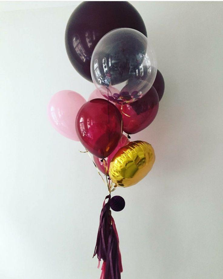 для фото рисунка букета с шарами сегодня