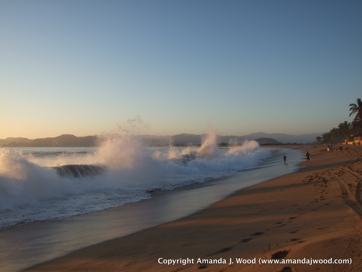 Waves abound