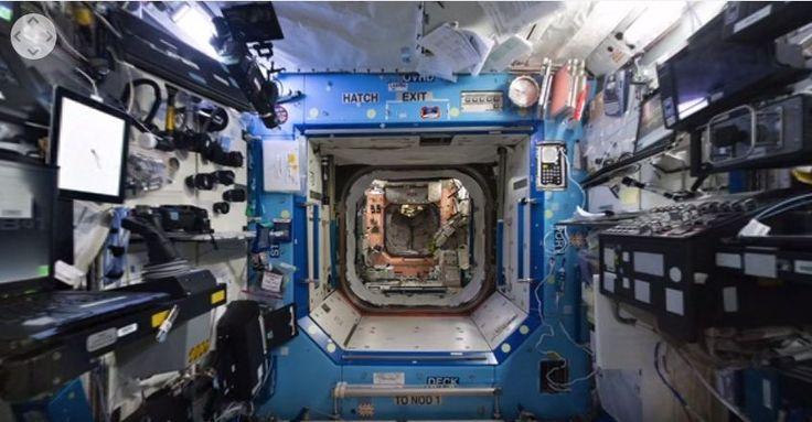 Stazione Spaziale Internazionale: Destiny, il modulo americano lanciato il 7 febbraio 2001 con lo Space Shuttle Atlantis.