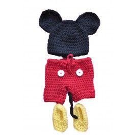 Geboortesetje Mickey Mouse
