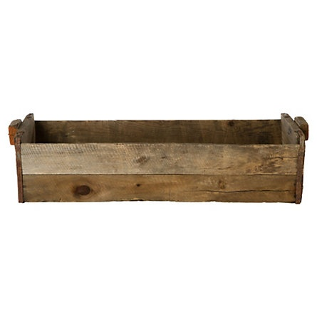 26 best wooden crates images on pinterest wood crates for Uses for old wooden crates