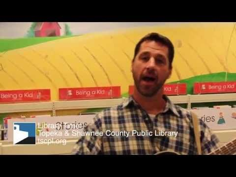 Library Time - A Music Video from Topeka & Shawnee County Public Library - YouTube