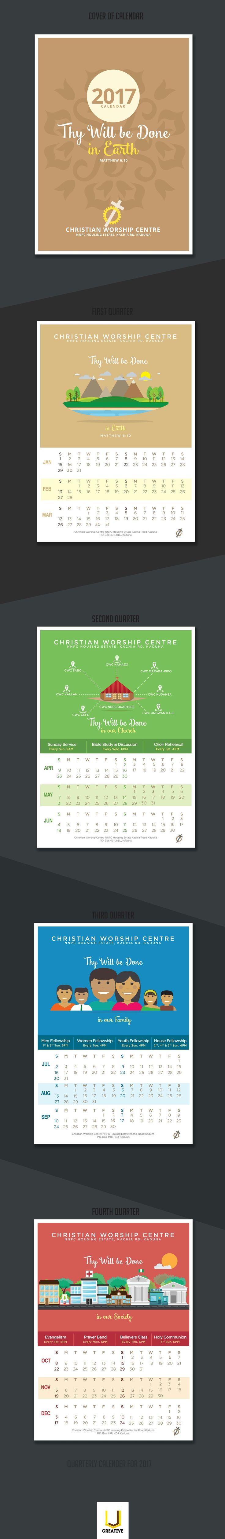 Calendar Design Nigeria : Best quarterly calendar ideas on pinterest graphic