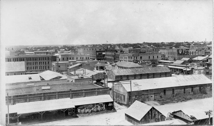 Taylor, TX 1920-1929