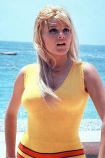 Olga Schoberová,Czechoslovakian actress from 60-70s.