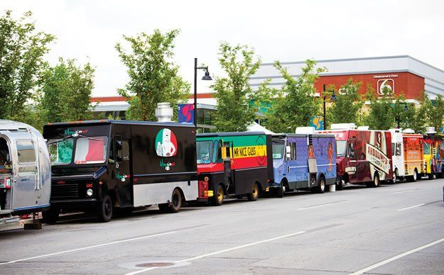 The best US cities to visit in your 20s - Tulsa Food Trucks