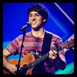 Taylor Henderson - Audition photo.