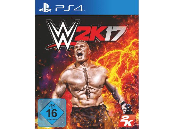 WWE 2K17 PS4 Spiele - Media Markt