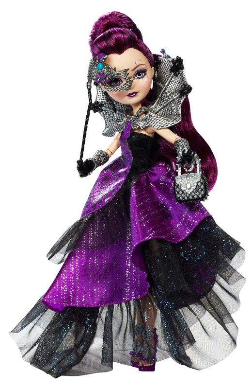 Ever After High Thronecoming Raven Queen Doll - Shop Ever After High Fashion Dolls, Playsets & Toys | Ever After High