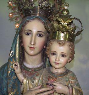Nuestra Señora del Sagrado Corazón, abogada de las causas difíciles y desesperadas, Barcelona.