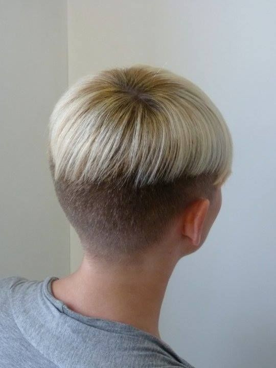 Tapered Up From A 1 Hair Chick Fade Haircuts In 2019
