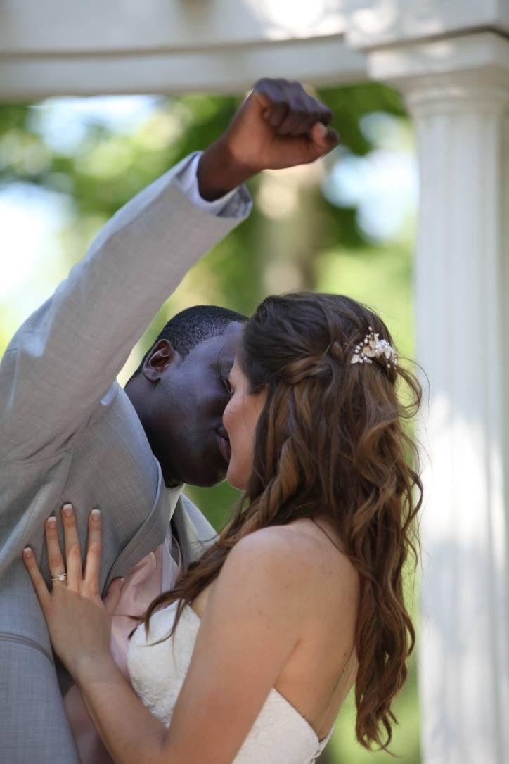 Sex black man wedding