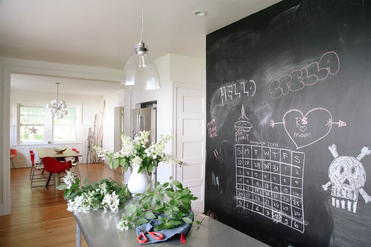 our kitchen remodel featured on Design*Sponge
