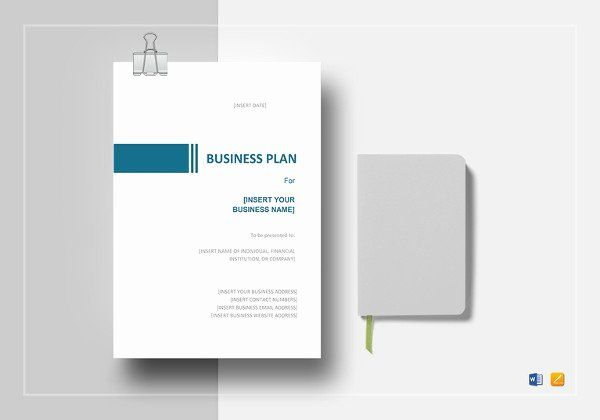 Microsoft Business Plan Template Best Of Microsoft Business Plan Template In 2020 Business Proposal Template Simple Business Plan Template Communication Plan Template
