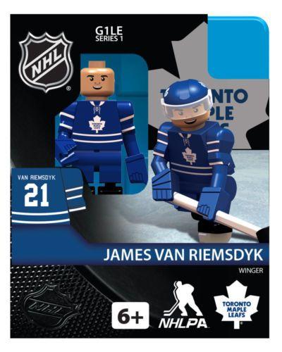 James Van Riemsdyk Toronto Maple Leafs NHL Hockey OYO Mini Figure Lego Like G1 | eBay  US $13.43