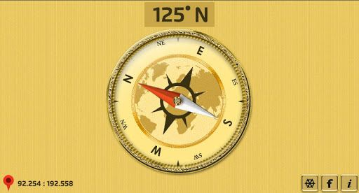 Compass Live is free and best compass app in android market.<br>Compass Live combines both compass and navigational data with current location information. Not only does Compass Live give you general directions and degrees like a regular compass would, it uses you location date to show where are you too. Not only that, it has features of different kinds of Compass so that you can choose your own. You can use it when you want and wherever you want.<p><b>KEY FEATURES</b><br>★\tVery…