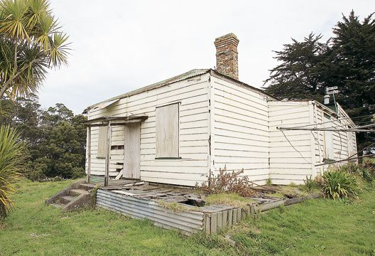 McCormick cottage at Harbourview reserve. One of Te Atatu's oldest buildings, it was destroyed by fire in September 2007. Built for the family of Henry McCormick, a Scottish settler. One room was a Post Office from 1914. Kauri timber in parts of the house came from demolition of SS Staffa, a vessel built in 1876 by Thomas Nicol on the North Shore. Western Leader: Fire razes historic homestead Stuff.co.nz  Read more at localhistoryonline.
