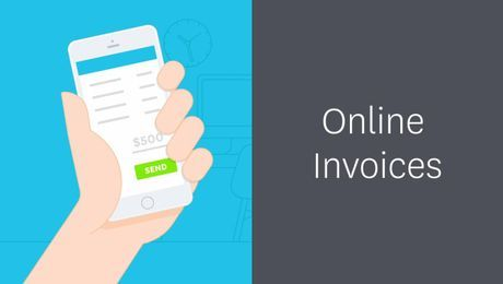 Sales and online invoicing in Xero