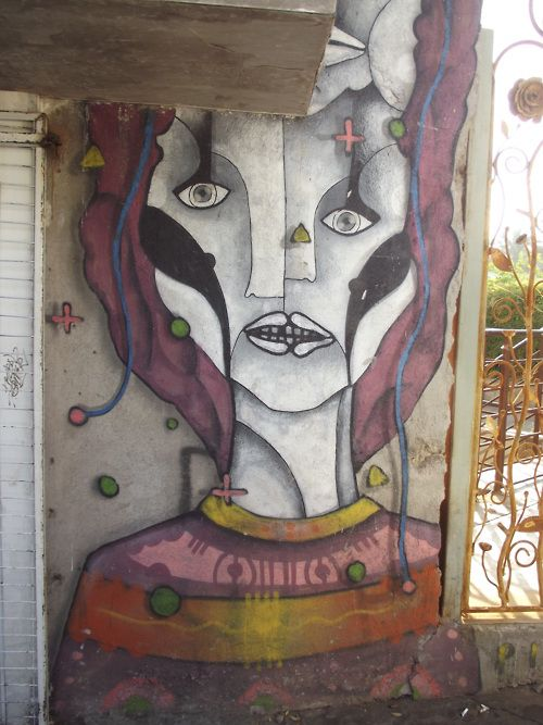 Street Art — Santiago, Chile