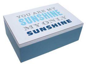 online village blue mountains - sunshine memory box - you are my sunshine memory photo box. kids memory box