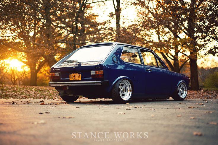 1977 #AUDI 50. #VWPolo