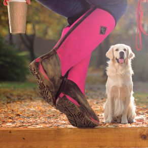 These Hot Pink Arctic Adventure ladies Muck Boots really do make a bold statement. Built to withstand all the rigours of dog walking, hill walking, and general family life, you can rest assured you will be comfortable at all times. Hot Pink Muck Boots!!  http://www.internetgardener.co.uk/product/garden-footwear/muck-boot-arctic-adventure---hot-pink/10197
