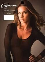 Transparent Shirt  long sleeves, 100 % Nylon,  Color: black,  Size: one size fits most, stretches like a pantyhose  XS - Small - Medium - Large
