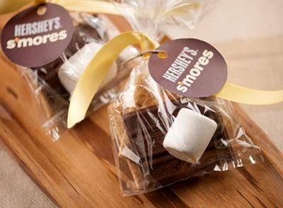 S'mores Party Bags
