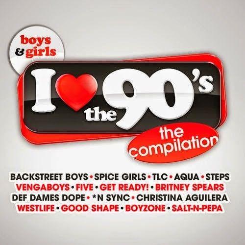 descargar pack de musica retro - I love The 90s: Boys And Girls Edition 2014 | DESCARGAR MUSICA REMIX GRATIS