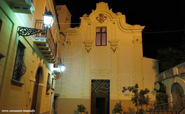 Piazzetta Carmine, Chiesa del Carmine, Padre Pio