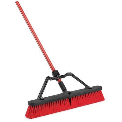 "Libman 24"" Multi Surface Push Broom"