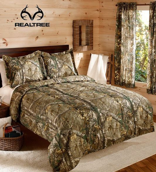 already have this realtree edition in the bedroom!!