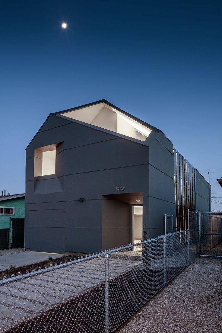 Today's Employer of the Day is Darin Johnstone Architects. Click the photo to see their current job listings. Photo: Joshua White. | Archinect