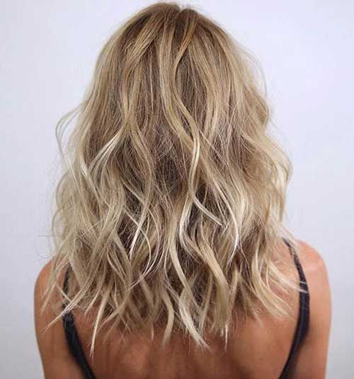 new style curly hair best 25 wavy haircuts ideas on medium hair 6614 | cfeb105cab6e5b7e6f4d7fafd1de5bd1 medium wavy hairstyles new hairstyles