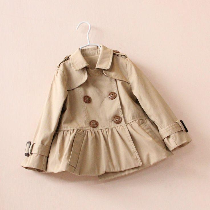 Best 25  Baby girl coats & jackets ideas on Pinterest | Girls ...