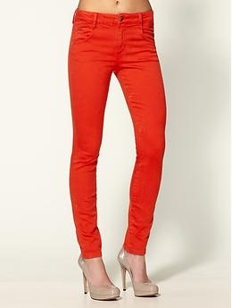 Joe's Jeans High Rise Skinny Ankle Jeans | Piperlime