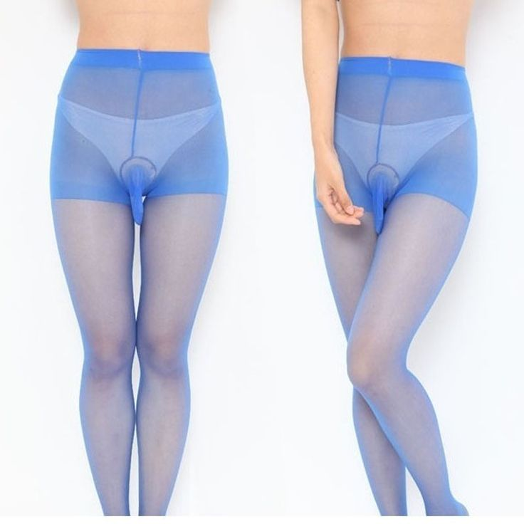 >> Click to Buy << Hot Sexy Lingerie Pouch Sheath Mens Transparent Thin Underwear Pantyhose Mens Tights Silk Sexy Stockings Bodysuit Sexy Costumes #Affiliate