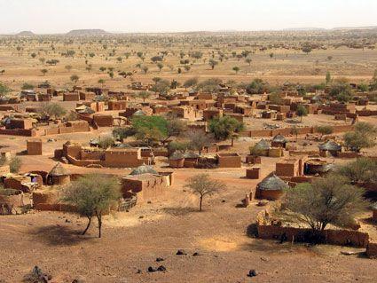 burkina faso | Villaggio del Burkina Faso