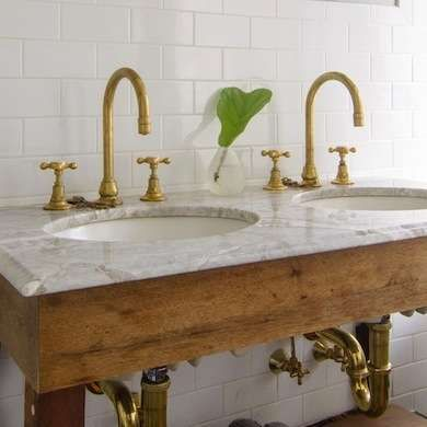 Best Brass Bathroom Fixtures Ideas On Pinterest Gold Faucet