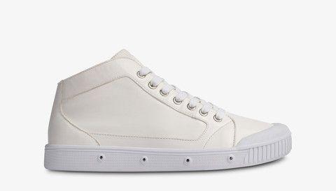 M2 Lambskin Leather - White  http://www.springcourt.com.au/