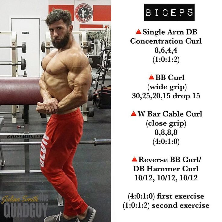 """5,093 Likes, 115 Comments - JULIAN MICHAEL SMITH (@smith.julian) on Instagram: """"Workout Wednesday! Tag a buddy and attack the biceps!  - Want more workouts like this? My full…"""""""